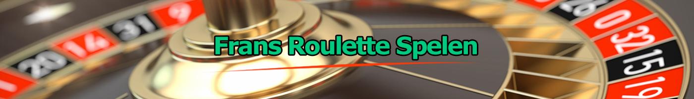 Frans Roulette Spelen